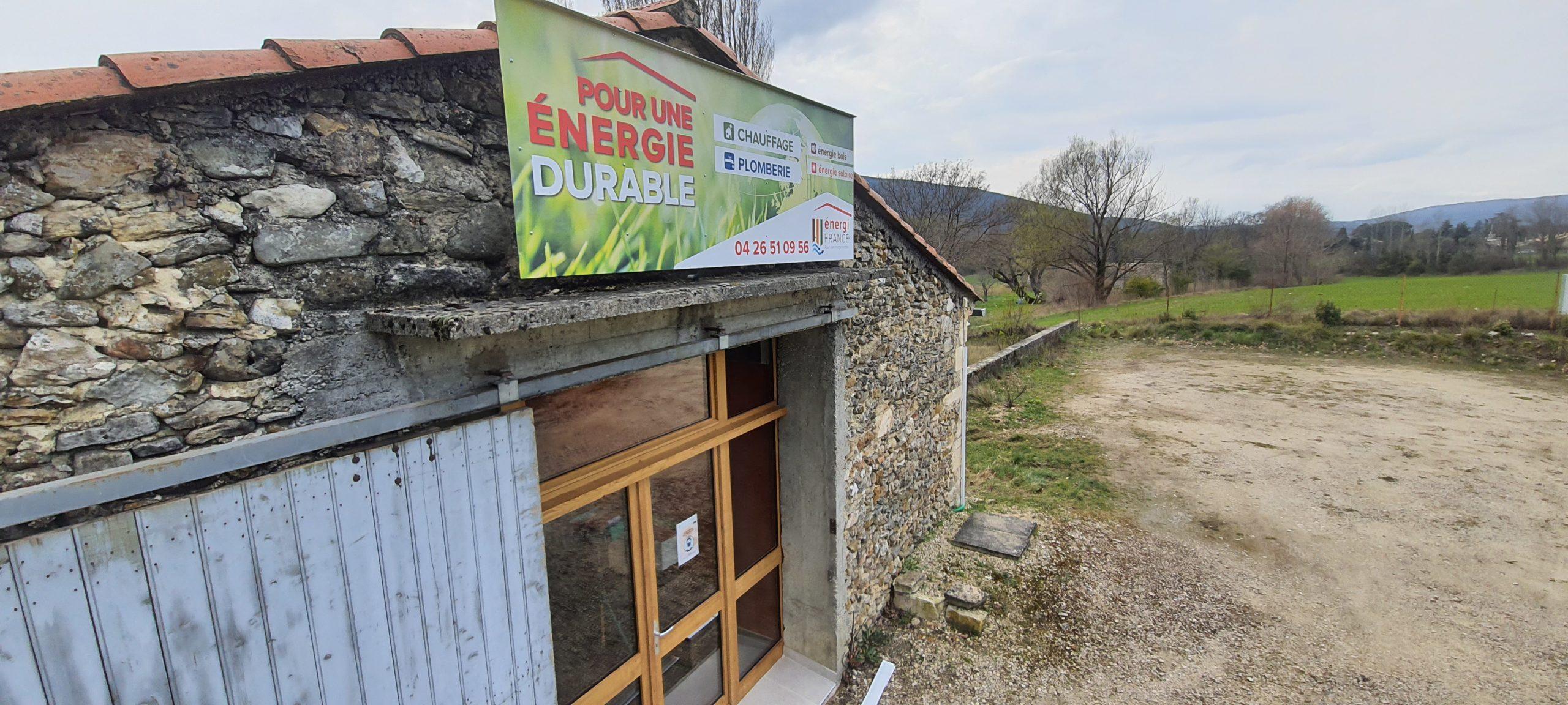 Facade Energifrance